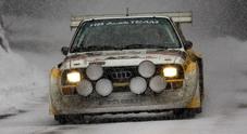 """Audi Quattro, la tecnologia """"integrale"""" compie 40 anni e si evolve. Ora disponibile per le elettriche di Ingolstadt"""