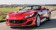 Ferrari, al volante della Portofino: performance, comfort e piacere di guida con il vento fra i capelli