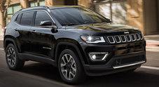 Jeep sbanca in Europa, a maggio vendite più che raddoppiate: +101,3%. Bene anche Alfa: +12,2%
