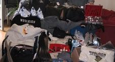 Griffe contraffatte: 2 arresti, 106 denunce e sequestri per 2,5 milioni