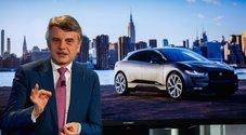 Ralph Speth (ceo Jaguar Land Rover): «L'elettrificazione è il futuro dell'auto»