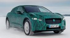 Jaguar I-Pace, test estremi in centro prove svedese a -40 °C. Tutto ok per l'elettrica del giaguaro