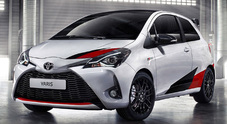 Toyota Yaris GRMN, prenotazioni solo on-line per i 400 esemplari della versione più sportiva e potente