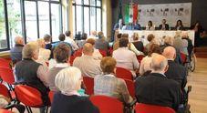 L'incontro Anmil svoltosi ieri al Centro Giovanni XXIII