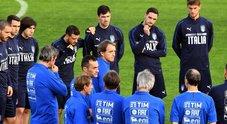 Italia-Portogallo, Mancini: «Giochiamo bene e proveremo a vincere»