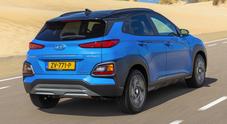 Hyundai Kona Hybrid, al volante del modello che completa la famiglia ibrida del Suv compatto