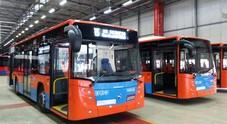 Anm, ecco i nuovi bus: collegati via satellite e con il Wi-Fi a bordo