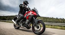 CB500X, l'avventura nel dna: la rinnovata crossover entry level di casa Honda si conferma facile e divertente