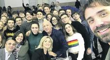 Liceo Umberto, ore 8: lezione di coming out a Napoli
