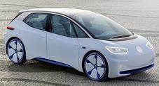 """Volkswagen punta forte sulla mobilità """"zero emission"""", il primo modello I.D. costerà come una Golf diesel"""
