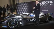 In FE sempre più protagonista il Made in Italy, Geox sponsor della Dragon Racing