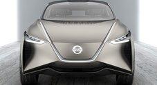 Nissan, al Salone di Ginevra 2018 accende i fari sulla sua tecnologia elettrica