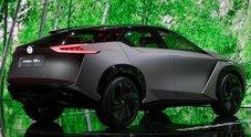 IMx KURO, l'evoluzione del concept Nissan che legge la mente al conducente