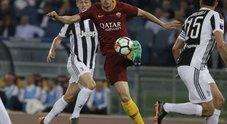 Roma-Juventus, le foto della partita