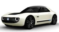 Sports EV: sportivo ed elettrico. Honda svela a Tokyo un concept dotato di intelligenza artificiale