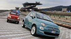 Fiat, nel giorno della 500 si festeggiano numeri record