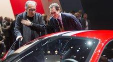 Fca, Marchionne: «Diminuiremo dipendenza da diesel. Novità sull'elettrico a giugno»