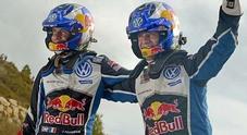 In Spagna Ogier (Volkswagen Polo WRC) conquista la gara ed il 4° titolo mondiale