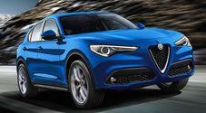 Stelvio Sport Edition, dotazioni esclusive nel Suv Alfa con il prestazionale 2.2 TD da 210 cv