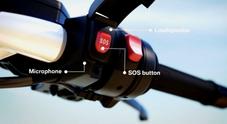BMW, primo sistema eCall su moto per le chiamate d'emergenza in caso d'incidente