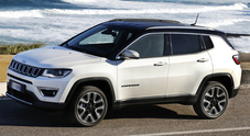 Jeep Compass, anche nei Suv la virtù sta nel mezzo. Si rinnova il modello tra Renegade e Cherokee