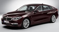 BMW Serie 6 GT: eleganza, sportività e comfort ai massimi livelli