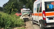 Spaventoso incidente sulla Valdete perde la vita una ragazza di 27 anni