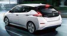 Nissan Intelligent Mobility, la roadmap dell'elettrificazione accelera con la nuova Leaf
