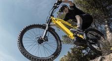 Peugeot eM02, svelata a Ginevra la montain bike elettrica. Batteria Bosch con 125 km di autonomia