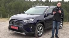 Toyota Rav 4 Hybrid, abbiamo provato a Barcellona la quinta generazione