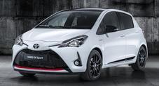 Yaris GR Sport, la grintosa compatta di Toyota: ispirata alla GRMN ha look e assetto racing