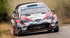 Rally di Spagna, Latvala in testa, per il titolo Ogier 2° precede Neuville 5°