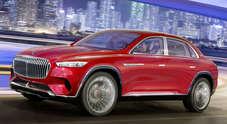 Mercedes Maybach Ultimate Luxury, la Vision infiamma il segmento dei Suv di lusso