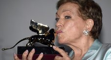 Leone d'oro alla carriera a Julie Andrews, mitica Mary Poppins