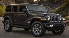 Nuova Jeep Wrangler, trent'anni e non sentirli: pronta al debutto la 4^ serie