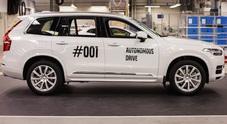 Zenuity, arriva la joint venture tra Volvo e Autoliv per la guida autonoma