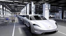 Von Platen (Porsche): «Con la Taycan scriviamo un nuovo capitolo della nostra storia»