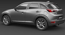 Mazda CX-3 Luxury editon, Il Suv compatto giapponese indossa gli abiti eleganti