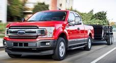 Ford F-150, a Detroit arrivano il diesel V6 3 litri da 250 cv e il cambio a 10 rapporti