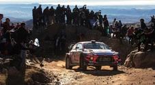 WRC, la Hyundai di Neuville sempre leader in Argentina