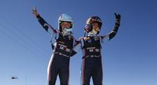 WRC, doppietta Hyundai in Argentina. Neuville trionfa davanti a Mikkelsen. Ogier sul podio