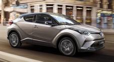 In Italia sempre più auto ibride: Toyota e Lexus leader con una quota del 4,2% a ottobre