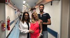 Mara, una gravidanza difficile: sceglie Fabriano per partorire