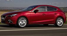 """Tecnologia Mazda, il gasolio sul velluto con il nuovo motore da 1.5 cc della """"3"""""""