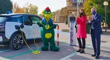 """Enel X sbarca a Gardaland con colonnine elettriche per auto. Nel parco giochi veronese otto """"pole station"""""""
