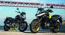 Suzuki V-Strom Feel More e Globe Rider: versioni speciali per soddisfare la voglia di turismo e avventura