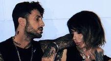 Pace fatta tra Fabrizio Corona e Nina Moric, affidamento congiunto del figlio Carlos Maria