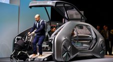 Renault EZ-GO, la rivoluzione francese della mobilità condivisa sul palcoscenico di Ginevra
