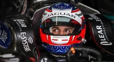 """Evans (Jaguar), il """"protetto"""" di Webber dovrà tirare fuori le unghie per prendersi un posto al sole a fianco di Nelson Piquet jr"""