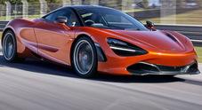 McLaren 720S, esordio per il missile britannico dalle prestazioni sbalorditive